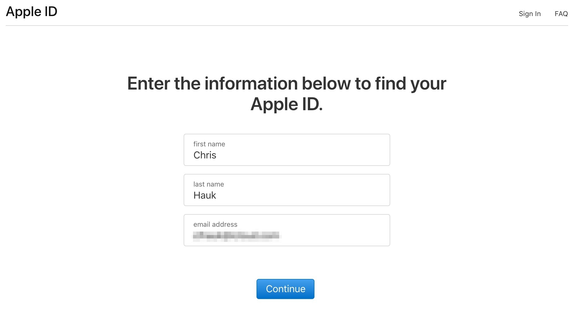 Forget Your Apple ID Email Address? Here's How To Look It Up