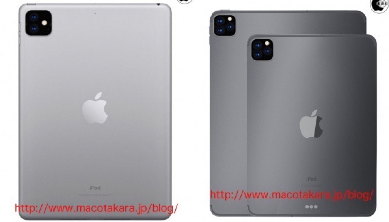 Next-Gen iPad Pro Lineup Could Boast Triple-Lens Rear Camera, While Entry Level iPad Could Sport Dual-Lens Rear Shooter