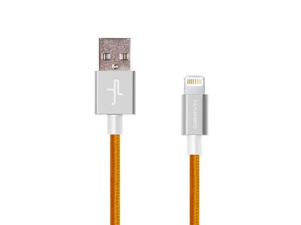 MacTrast Deals: JunoPower Kaebo Braided Anti-Tear Charging Cable: 3-Pack