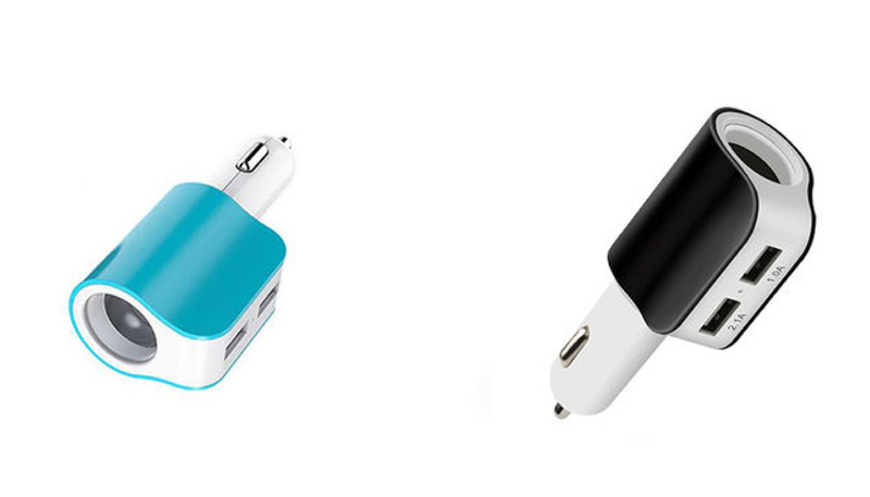 MacTrast Deals: This 3-in-1 USB Car Charger Keeps Your Devices Energized on the Road