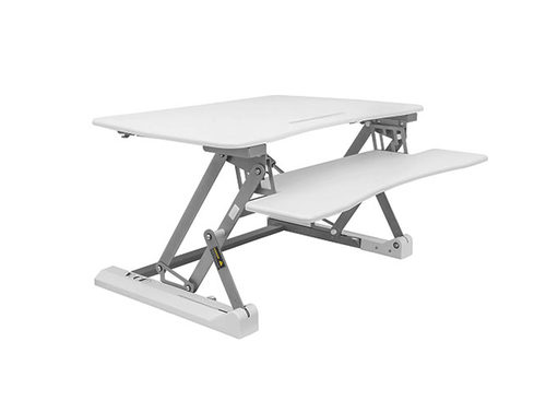 MacTrast Deals: This Adjustable Standing Desk Converter Allows You to Work on Important Tasks with Ease & Comfort