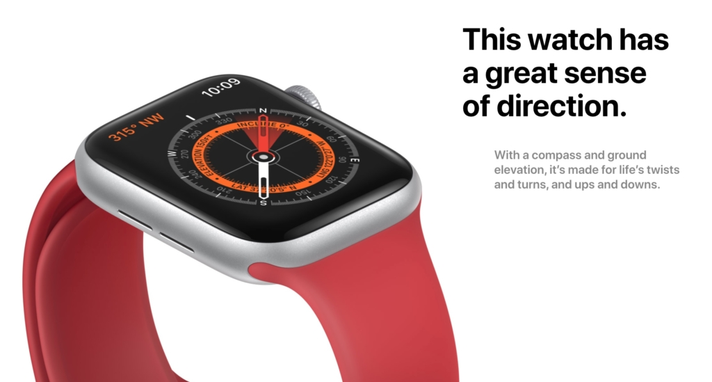 Apple Watch Bands Featuring Magnetic Fasteners May Cause Interference With Apple Watch Series 5 Compass Function