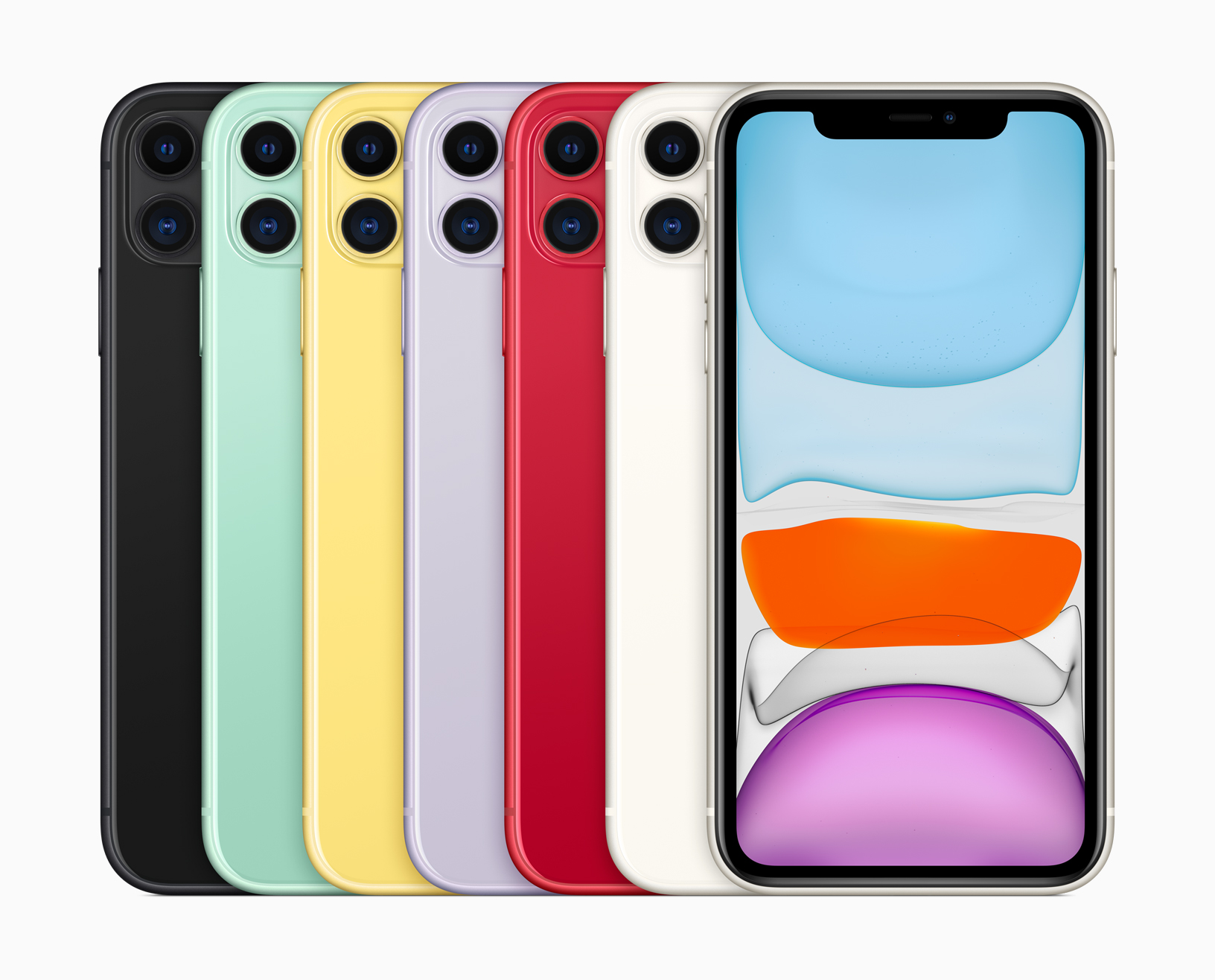 Apple Debuts iPhone 11 - Features A13 Bionic Chip, Dual-Camera Setup, Available in 6 New Colors