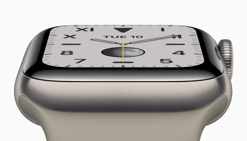 Apple Plans to User Apple Watch's Low-Power LTPO Display Tech in Future iPhones