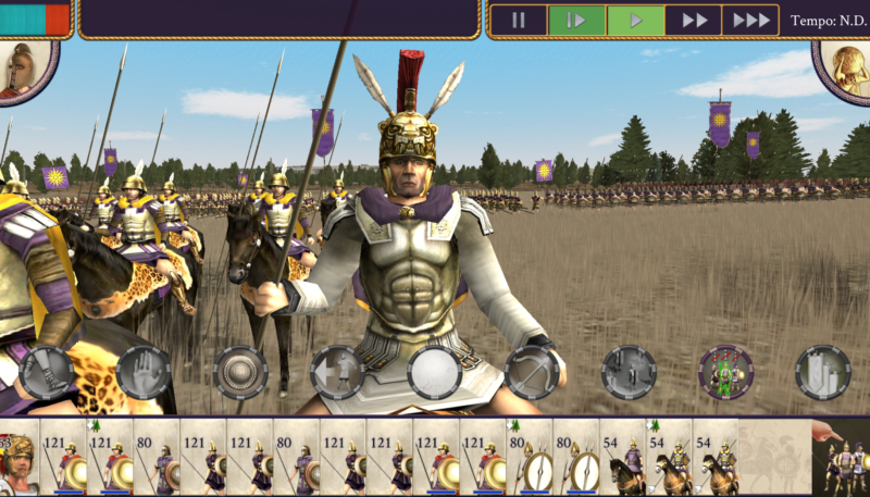 Feral Interactive's ROME: Total War – Alexander Coming to iPhone on October 24