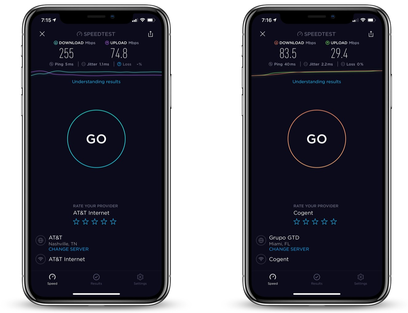 vpnsecure_review_connection_speeds_ios