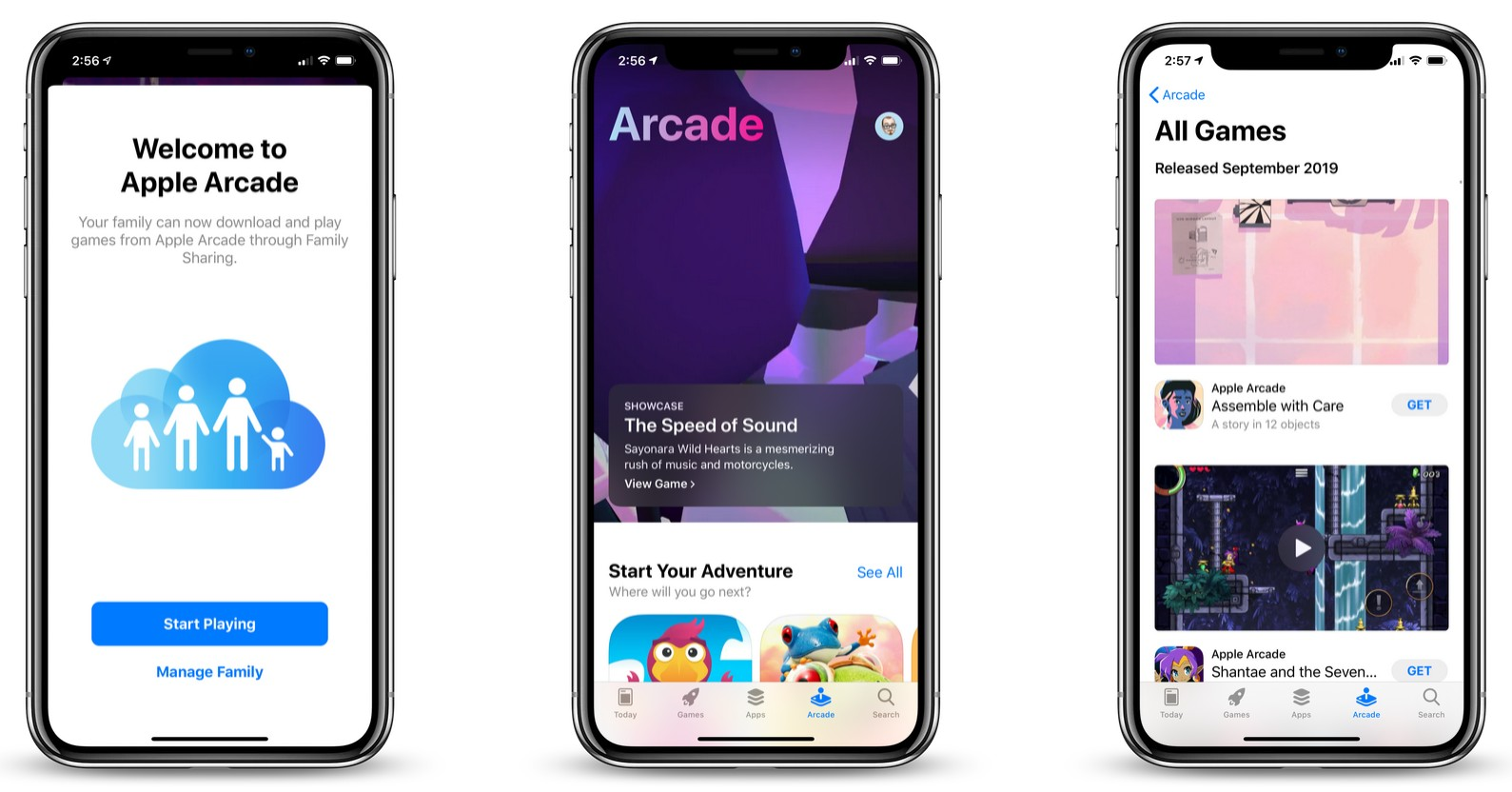 Apple Arcade Already Available For Some iOS Users