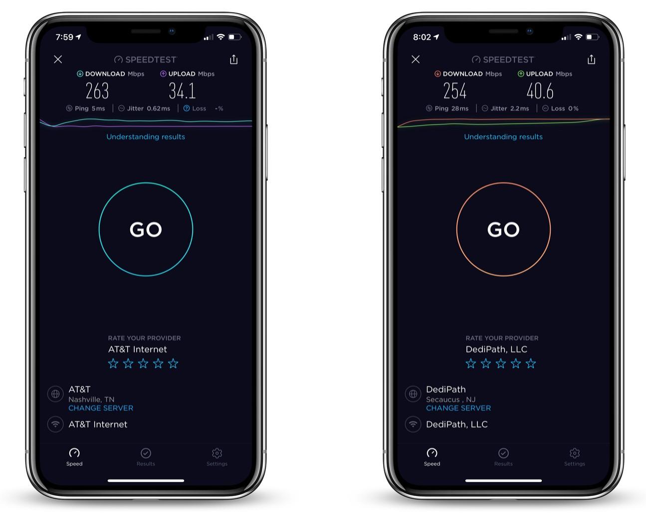ExpressVPN_review_iOS_speedtest