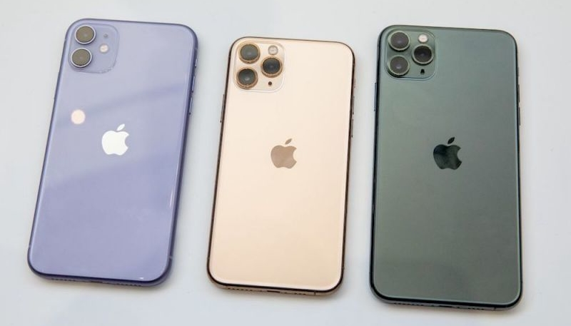Image result for iphone 11 series production