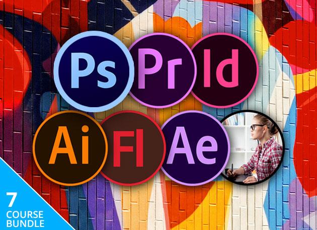 MacTrast Deals: The Complete Adobe CC Training Bundle
