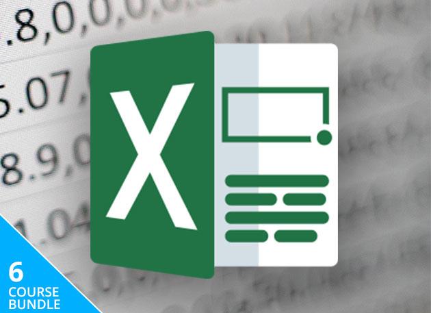 MacTrast Deals: The Complete Excel Pro Tips Certification Bundle