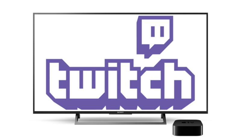 Twitch App for Apple TV Currently in Public Beta