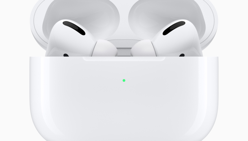 New Firmware Available for Apple's AirPods Pro