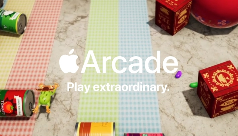 Apple Arcade Adds Four New Games, Including PAC-MAN Party Royale & Ballistic Baseball