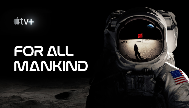 Apple Premieres 'For All Mankind' – Three Episodes to be Available on November 1 Alongside Apple TV+ Debut