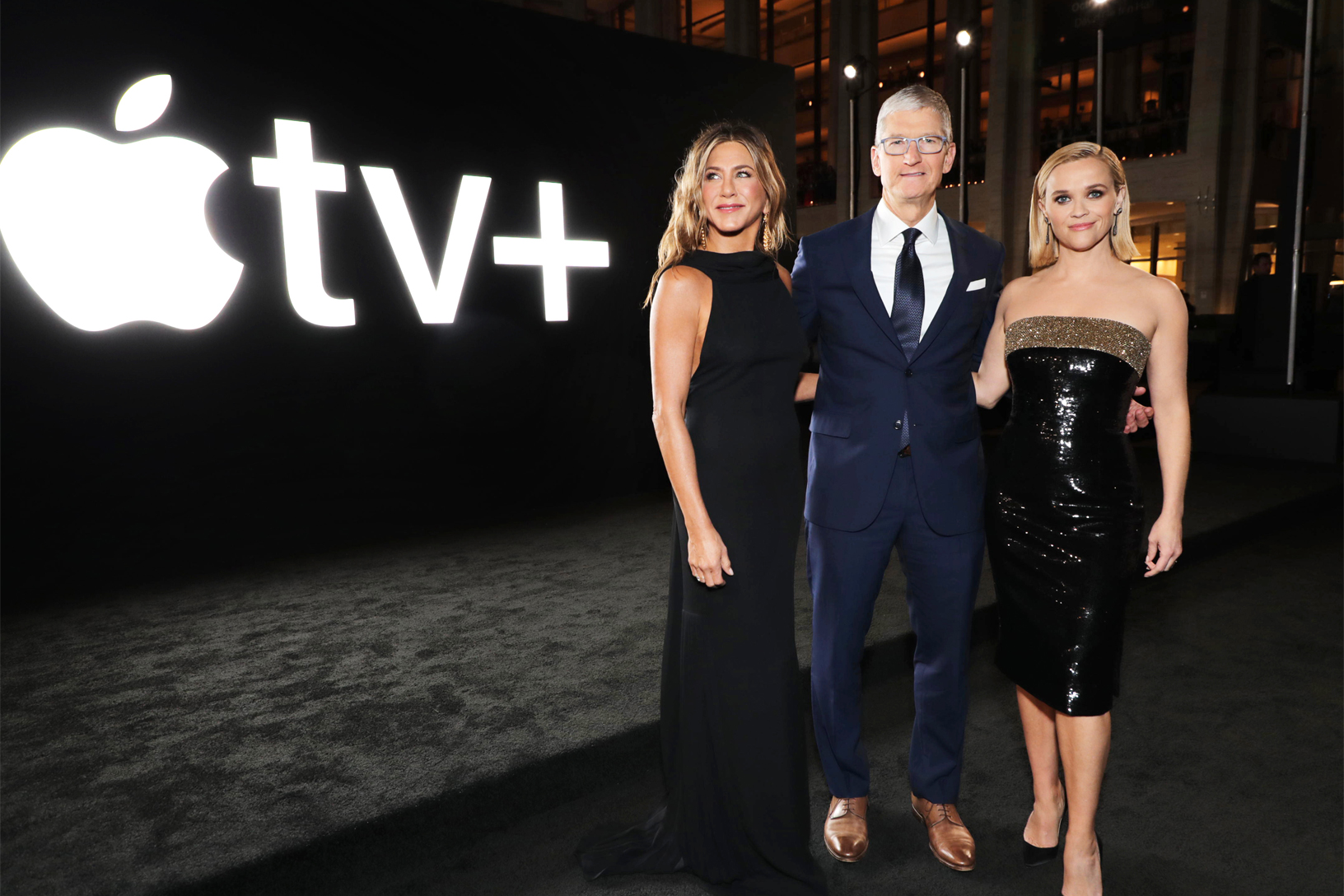 'The Morning Show' Premiere Event Celebrates Upcoming Launch of New Apple TV+ Series