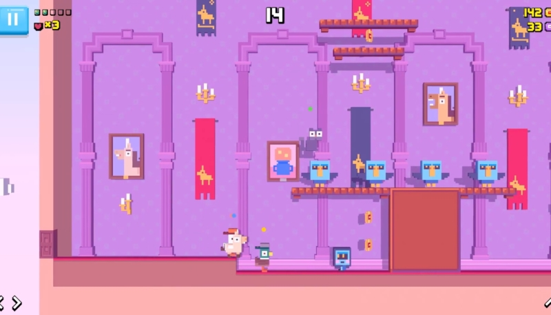 'Crossy Road Castle' Now Available on Apple Arcade for iOS, Apple TV, and Mac Devices