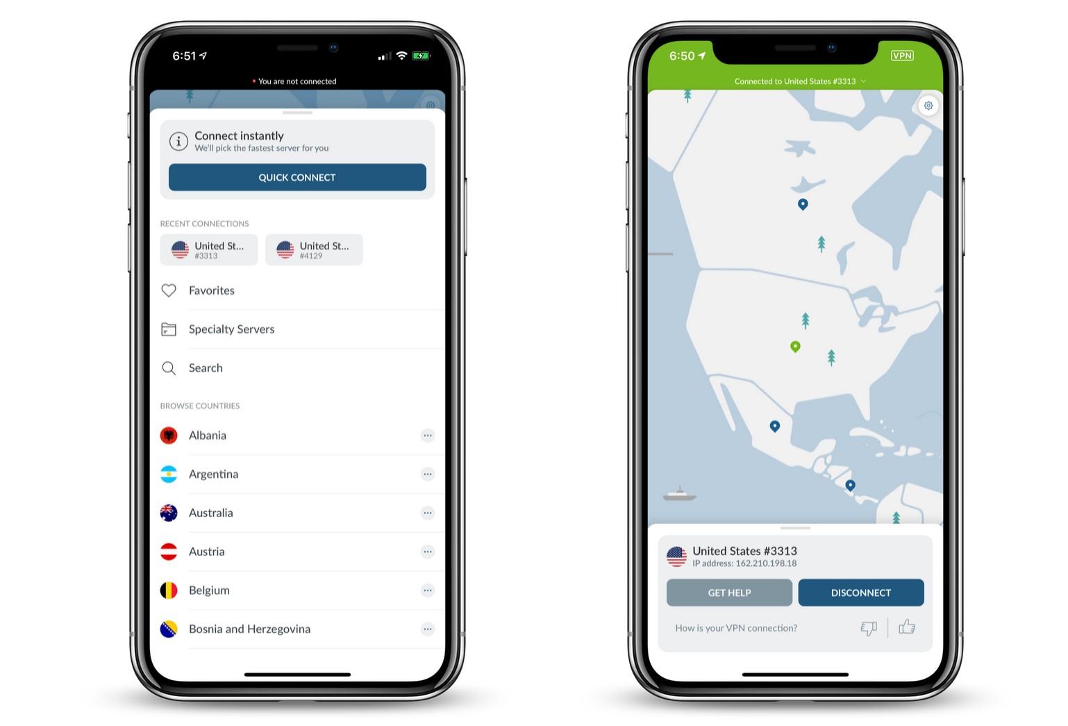 NordVPN_review_ios_app_countries
