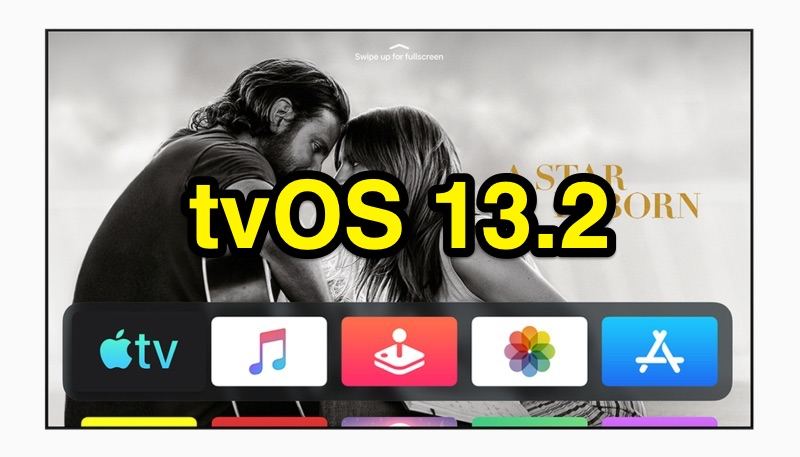Apple Seeds Third Beta of tvOS 13.2 Update to Developers and Public Beta Testers
