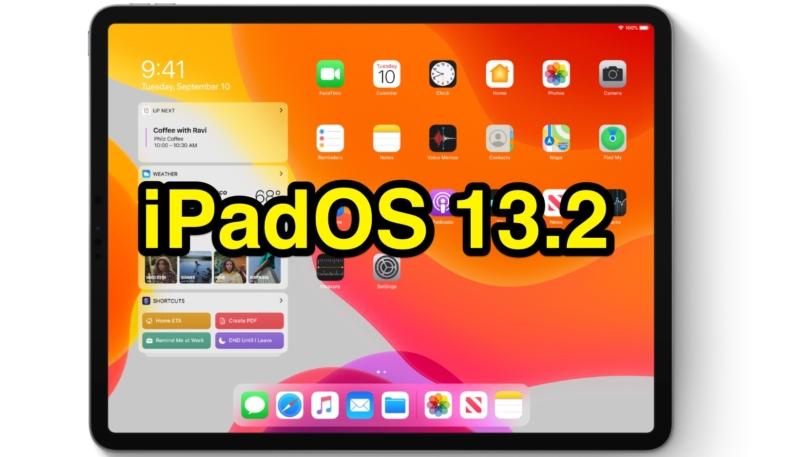 iPadOS 13.2 Beta 2 Bricking Some 2018 iPad Pro Models, Apple Pulls Update