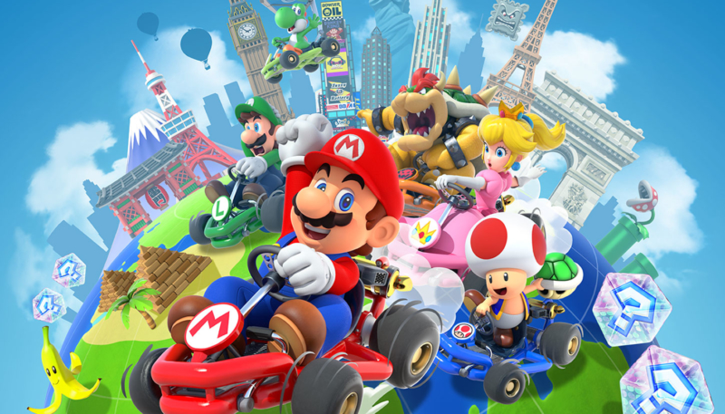Mario Kart Tour Multiplayer Beta to Begin in December – Initially Limited to Gold Pass Subscribers