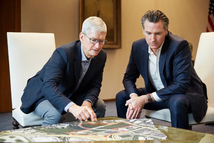 Apple Announces $2.5 Billion Commitment to Combat California Housing Crisis