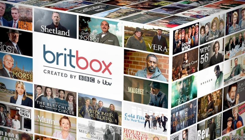 Streaming Wars Continue to Heat Up, As BritBox Streaming Service Launches in UK for £5.99 per Month