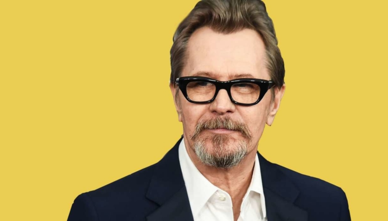 Gary Oldman to Star in Apple TV+ Show Based on 'Slough House' Books