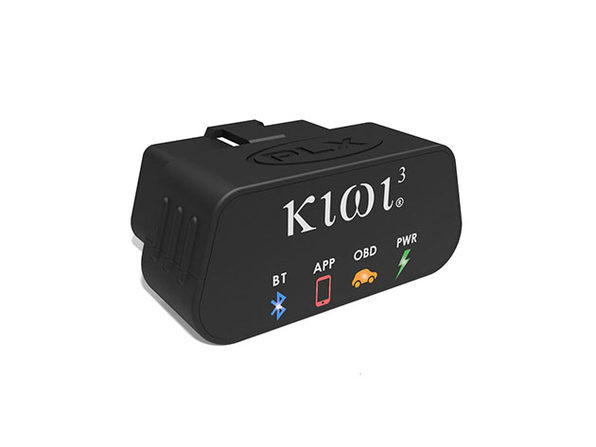 MacTrast Deals: PLX Devices Kiwi 3 Bluetooth OBD2 OBDII Diagnostic Scan Tool
