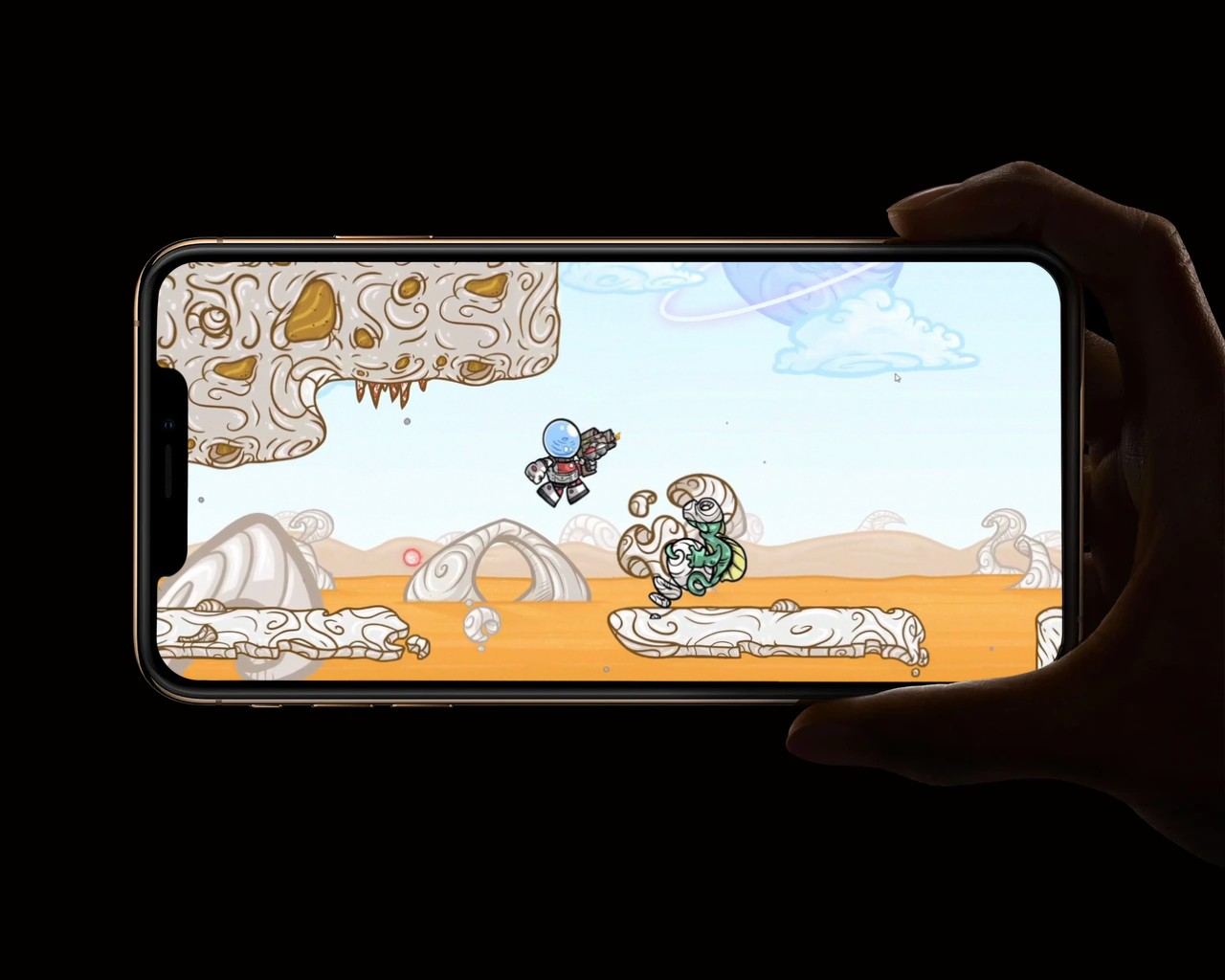 Apple Arcade Adds Five New Games to Its 'All You Can Play' Lineup