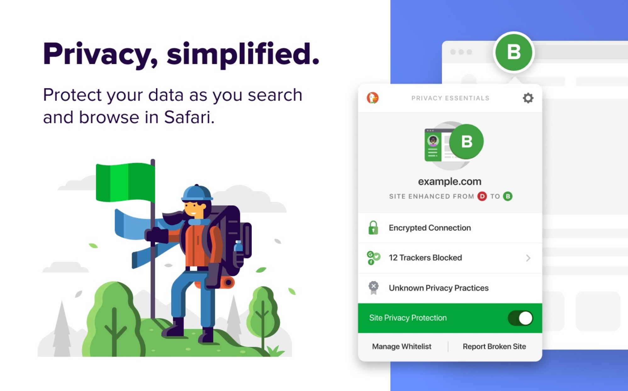 DuckDuckGo Privacy Essentials Extension Once Again Available for Safari