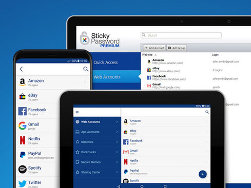 MacTrast Deals – Price Drop: Sticky Password Premium: Lifetime Subscription