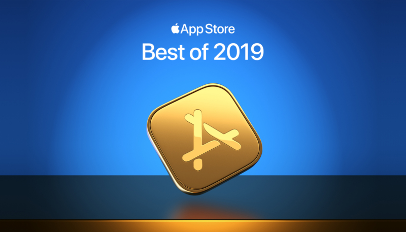 Apple Announces The Best Apps and Games of 2019