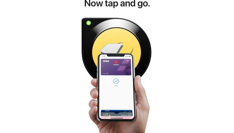 Apple Pay Express Mode Now Available Across Entire London Public Transportation System