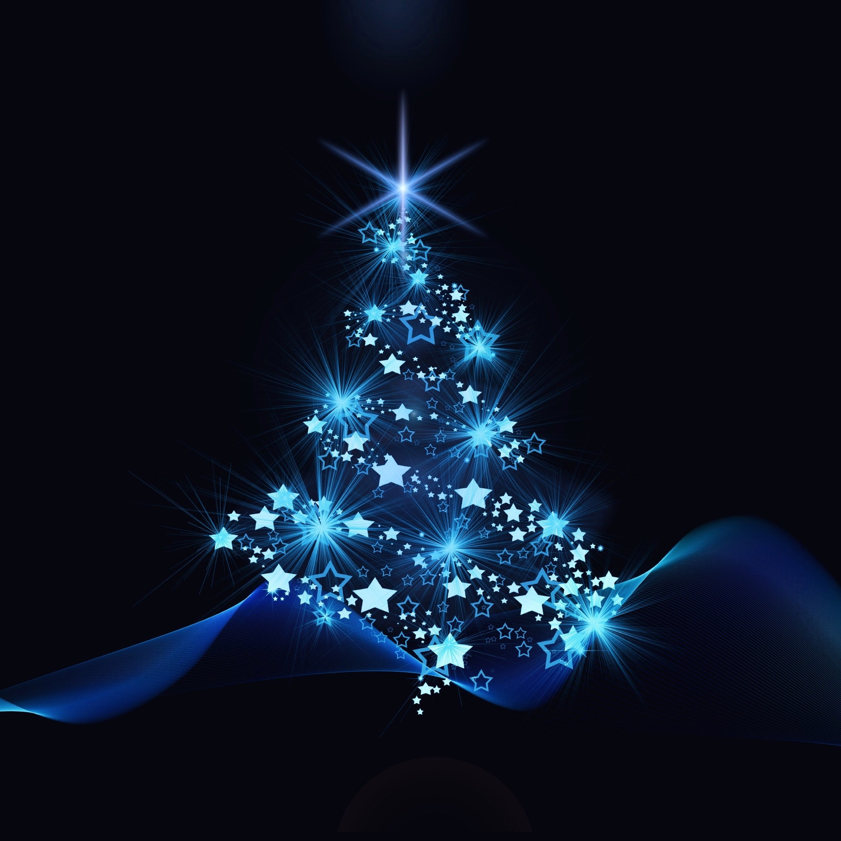 Wallpaper Weekends Christmas Tree Iphone And Ipad Wallpapers