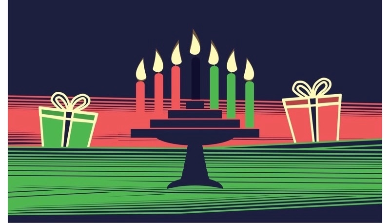 Wallpaper Weekends: Hanukkah & Kwanzaa iPhone and iPad Wallpapers