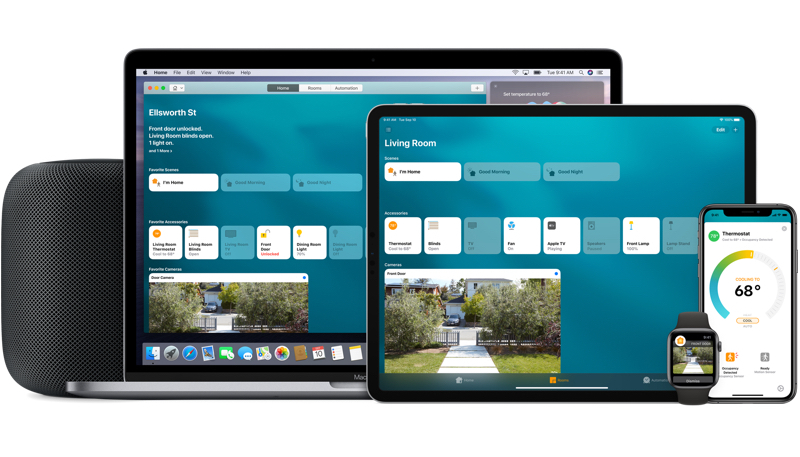 Apple, Google, Amazon, and Zigbee Alliance Join to Develop Open Standard for Smart Home Devices