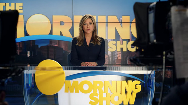 Apple TV+ Original Series 'The Morning Show' Receives Multiple SAG Awards Nominations