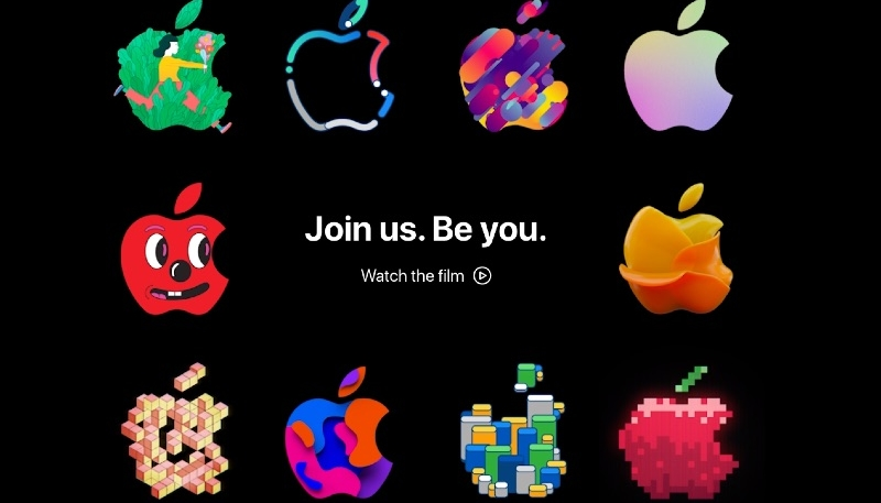 Apple Remodels Jobs Site – Adds New Design and Animated Apple Logos