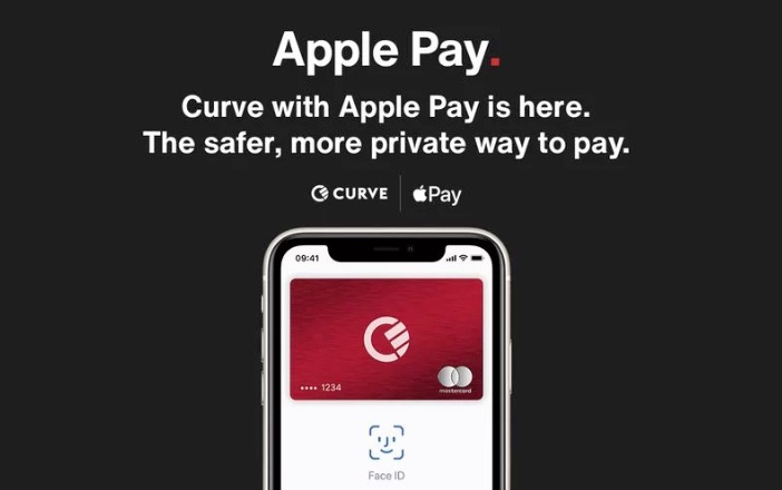 Curve Adds Apple Pay Support for Customers in Europe