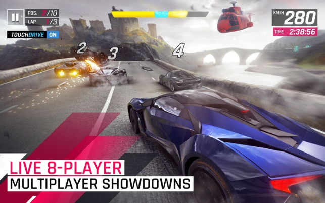 The Mac Catalyst Version of 'Asphalt 9: Legends' is Finally Available