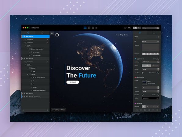 MacTrast Deals: Blocs 3 Website Builder for Mac