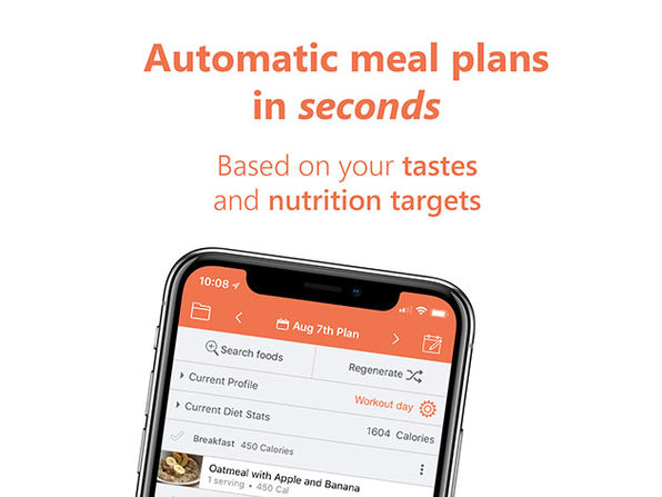 MacTrast Deals: Eat This Much–Automatic Meal Planner