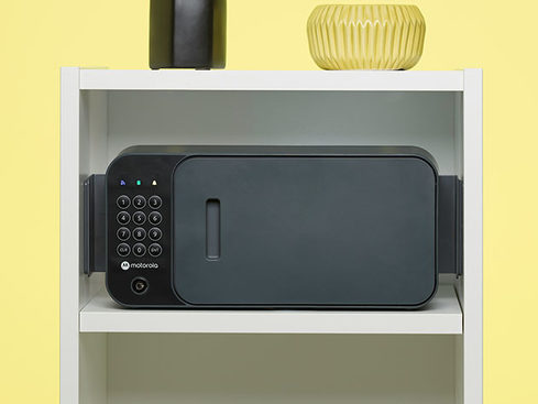 MacTrast Deals: Motorola Smart Safes – Keep & Monitor Your Items With Wi-Fi Connectivity and Real-Time Alerts