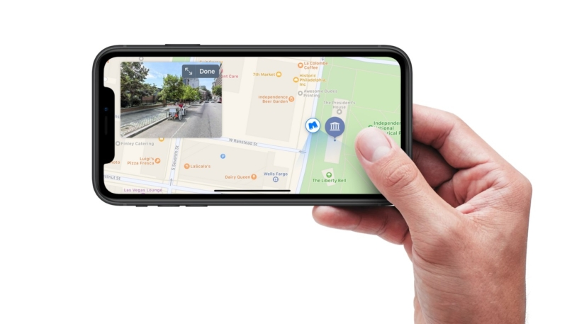 Apple Maps' 3D Street View Feature Now Includes Boston, Philadelphia, and Washington, D.C.