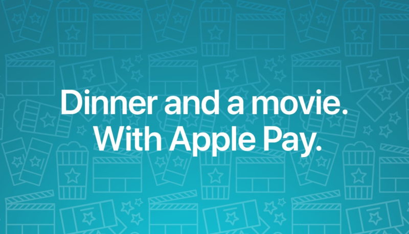 Latest Apple Pay Promo Scores Dinner and a Movie With a Free Movie Rental With a Postmates Order