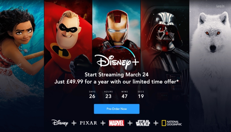 U.K. Viewers Can Get a Disney+ Subscription at Apple TV+ Prices If They Hurry