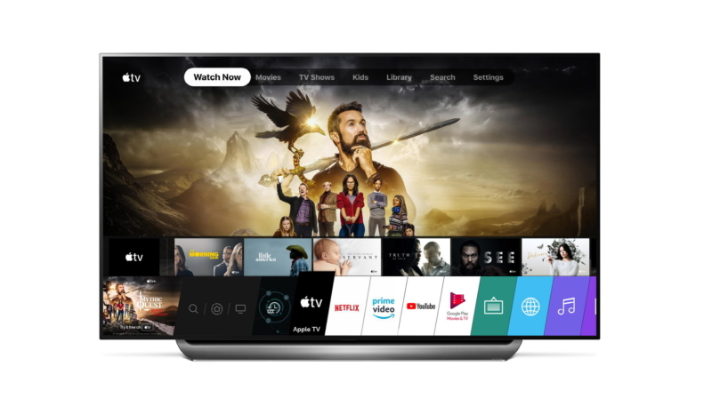 AirPlay 2 and HomeKit Support Finally Rolling Out to LG 2018 Smart TVs