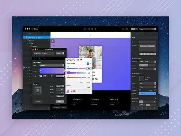 MacTrast Deals: Blocs 3: Website Builder for Mac