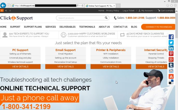 """FTC Issuing $1.7M in Refund Checks to Victims of """"Click4Support"""" Tech Support Scammers"""
